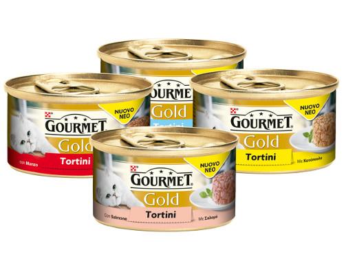 gourmet gold mousse