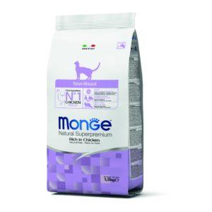 5 KG per Gatti MONGE