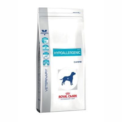 VD DOG HYPOALLERGENIC 2K per  ROYAL CANIN