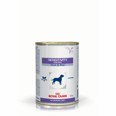 W DOG SENSITIVITY DUCK 0.42K per  ROYAL CANIN
