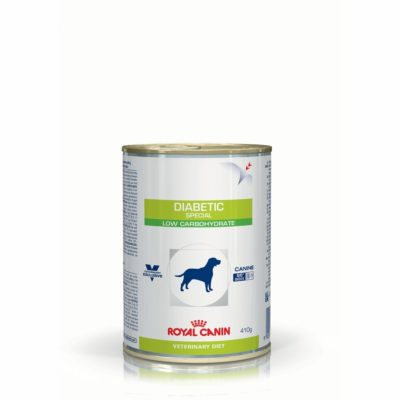 W DOG DIABETIC SP LOW 0.41K per  ROYAL CANIN