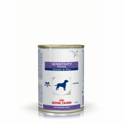 W DOG SENSITIV CHIKEN 0.42K per  ROYAL CANIN