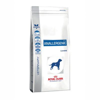 VD DOG ANALLERGENIC 3K per  ROYAL CANIN