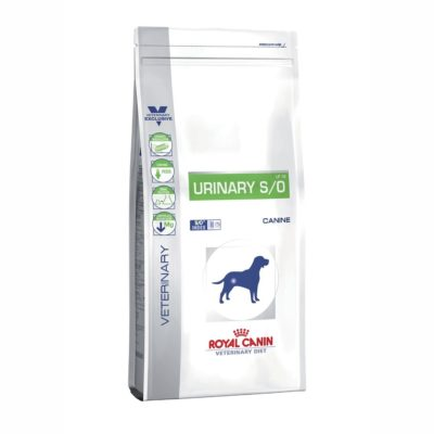 VD DOG URINARY S/O 2K per  ROYAL CANIN