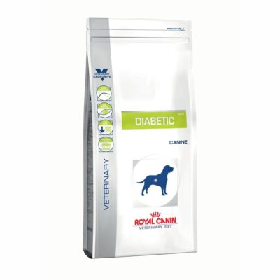 VDIET DIABETIC DOG 1.5K per  ROYAL CANIN
