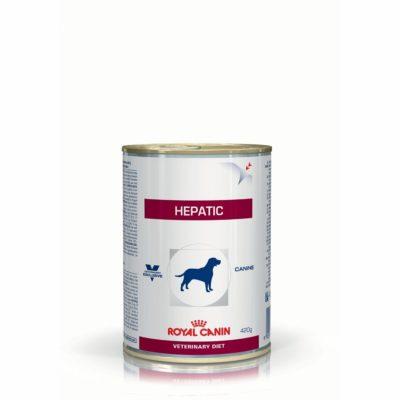 W DOG HEPATIC 0.420K per  ROYAL CANIN