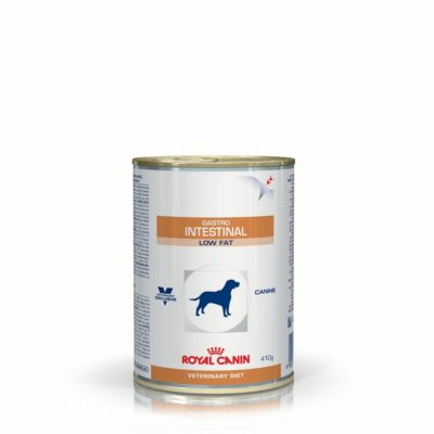 W DOG GASTRO INT LOW FAT 0.41K per  ROYAL CANIN