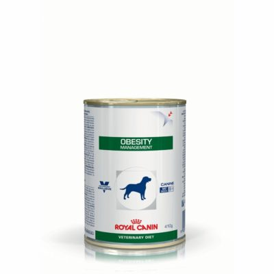 W DOG OBESITY CAN 0.41K per  ROYAL CANIN