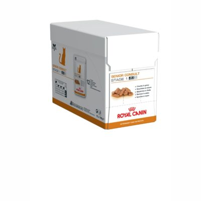 W CAT SENIOR CONSULT ST.1 1.2K per  ROYAL CANIN