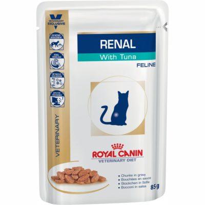 W CAT RENAL TUNA 12x0.085K per  ROYAL CANIN