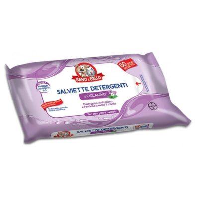SALVIETTE DETERGENTI AL CICLAMINO 50 PEZZI per  Bayer