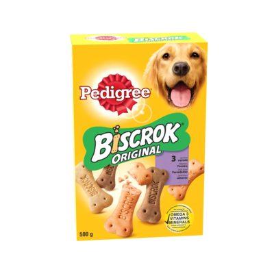 BISCROCK 500 GR per Cani Pedigree