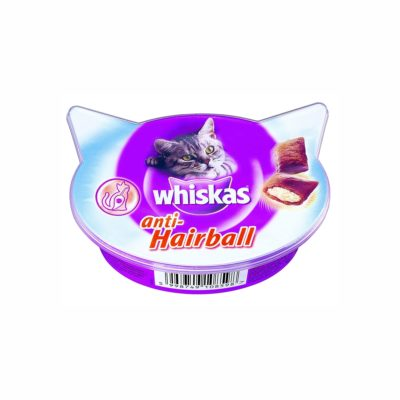 ANTI-HAIRBALL 60GR per Gatti Whiskas