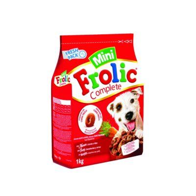 MINI MANZO CAROTE 1 KG per Cani Frolic