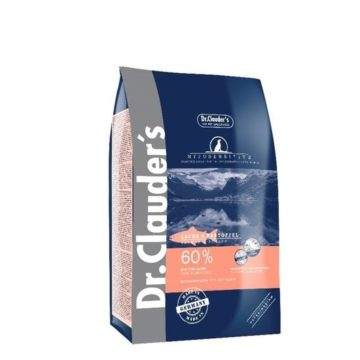 HYPO SALMONE & PATATE 350 GR per Cani DR CLAUDERS