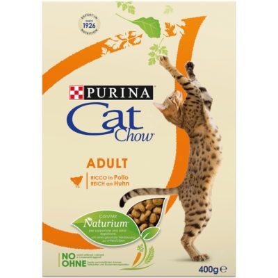 CAT CHOW ADULT POLLO  400G per Gatti PURINA CAT CHOW