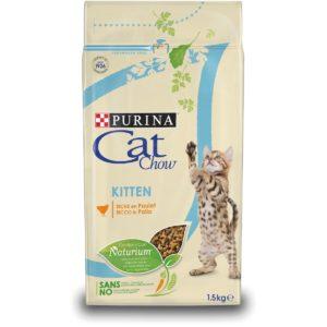 CAT CHOW KITTEN 1