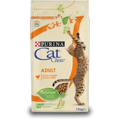 CAT CHOW ADULT POLLO 1.5KG per Gatti PURINA CAT CHOW