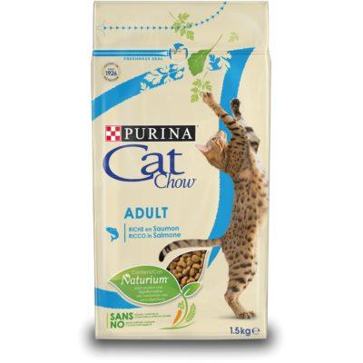 CAT CHOW ADULT SALMONE 1.5KG per Gatti PURINA CAT CHOW