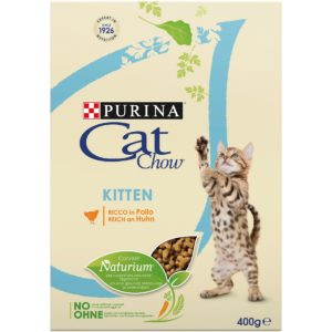 CAT CHOW KITTEN  400G per Gatti PURINA CAT CHOW