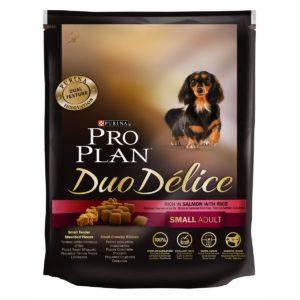 DUO DELICE SMALL ADULT SALMONE&RISO 700G per Cani PURINA DUO DELICE