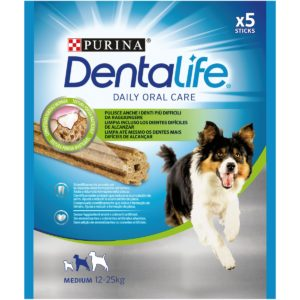 DENTALIFE MEDIUM  115G per Cani PURINA DENTALIFE