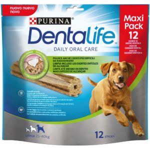 DENTALIFE LARGE FORMATO CONVENIENZA  426G per Cani PURINA DENTALIFE