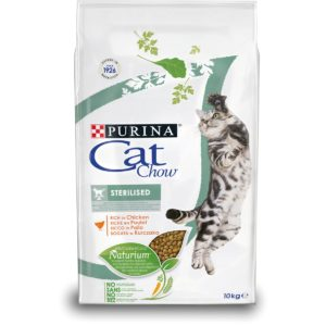 CAT CHOW STERILISED 10KG per Gatti PURINA CAT CHOW