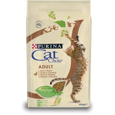 CAT CHOW ADULT ANATRA 10 KG per Gatti PURINA CAT CHOW