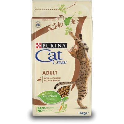 CAT CHOW ADULT ANATRA 1.5KG per Gatti PURINA CAT CHOW
