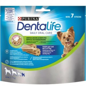 DENTALIFE MINI FORMATO CONVENIENZA  207G per Cani PURINA DENTALIFE