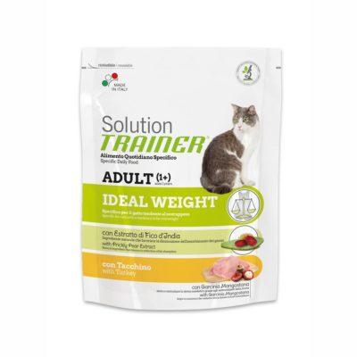 TRAINER SOLUTION CAT ID.WEIGHT TURKEY per Gatti TRAINER