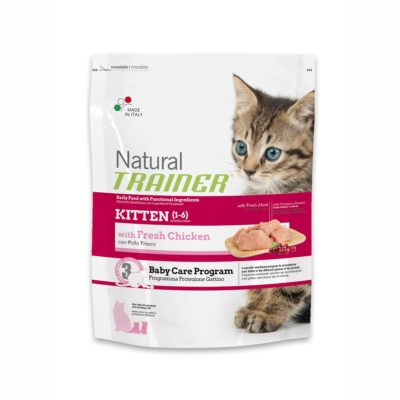 TRAINER NATURAL CAT KITTEN CHICKEN per Gatti TRAINER