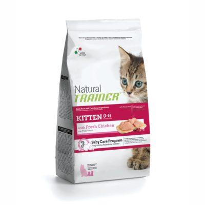 TRAINER NATURAL CAT KITTEN CHICKEN per Gatti TRAINER