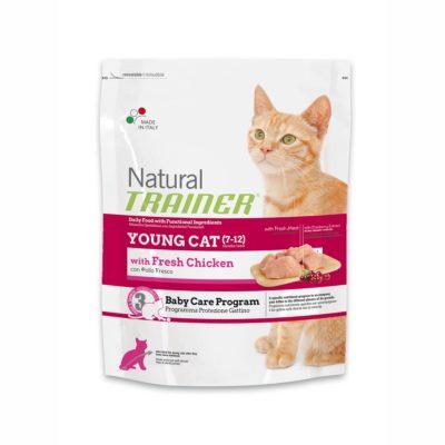 TRAINER NATURAL CAT YOUNG CAT per Gatti TRAINER
