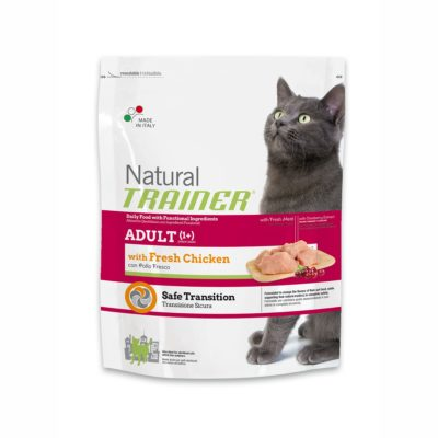 TRAINER NATURAL CAT ADULT WITH FRESH CHICKEN per Gatti TRAINER