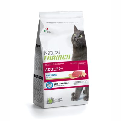 TRAINER NATURAL CAT ADULT WITH TUNA per Gatti TRAINER