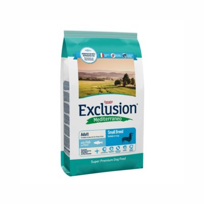 FISH SMALL CONF. 800 GR ADULT per CANI Exclusion