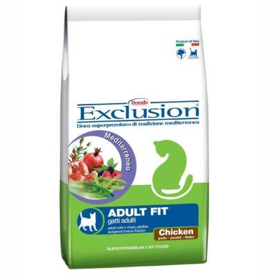 CHICKEN  CONF. 400 GRCAT ADULT FIT per GATTI Exclusion